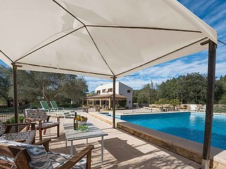 4 bedroom Villa in Llucmajor, Balearic Islands, Spain : ref 5084073