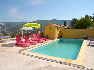 3 bedroom Villa in Toulon, Cote d'Azur, France : ref 2255459