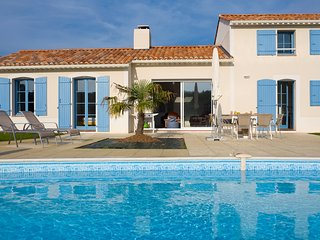 4 bedroom Villa in St Gilles Croix De Vie, Vendée, France : ref 2255514