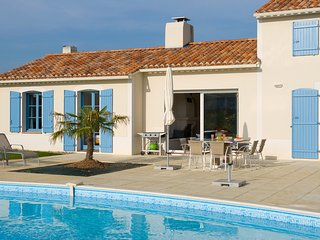 3 bedroom Villa in St Gilles Croix De Vie, Vendée, France : ref 2255513