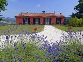3 bedroom Villa in Tredozio, at the border to Tuscany, Italy : ref 2259124, Marradi