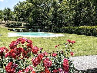5 bedroom Villa in Poggioni, Tuscany, Italy : ref 2266179