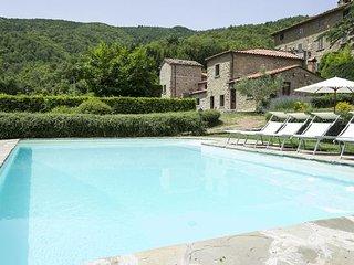 6 bedroom Villa in Adatti, Tuscany, Italy : ref 2266180