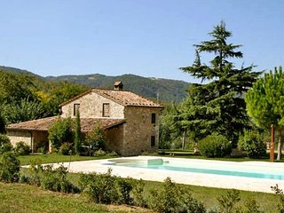 4 bedroom Villa in Acqualoreto, Umbria, Italy : ref 5477509