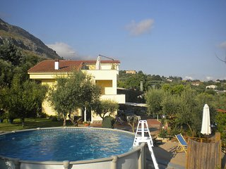 5 bedroom Villa in Formia, Latium, Italy : ref 5477524