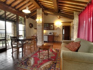 2 bedroom Apartment in Luiano, Tuscany, Italy : ref 5477620