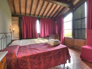 Apartment in Luiano, Tuscany, Italy, Pancole