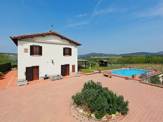 5 bedroom Villa in La Casina, Tuscany, Italy : ref 5477685