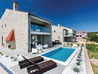 3 bedroom Villa in Krk-Vrbnik, Island Of Krk, Croatia : ref 2276959