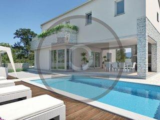 4 bedroom Villa in Labin-Vlasici, Labin, Croatia : ref 2277185, Krsan