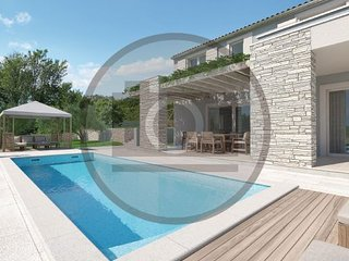 4 bedroom Villa in Labin-Radovici, Labin, Croatia : ref 2278845