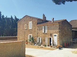6 bedroom Villa in St Andre de Roquelongue, Aude, France : ref 2279224, Pradines