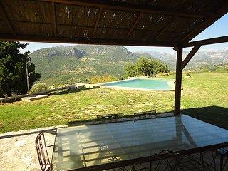 3 bedroom Villa in Sierra de Cadiz   Ubrique, Inland Andalucia, Spain : ref 2284289