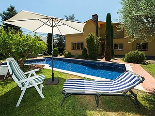 4 bedroom Villa in Sant Esteve de Palautordera, Inland Catalonia, Spain : ref