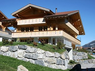 2 bedroom Apartment in Adelboden, Bernese Oberland, Switzerland : ref 2285230