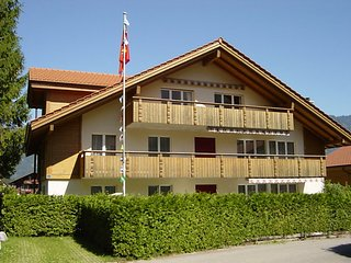 Apartment in Wilderswil Interlaken, Bernese Oberland, Switzerland