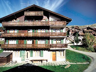 3 bedroom Apartment in Bettmeralp, Valais, Switzerland : ref 2297708