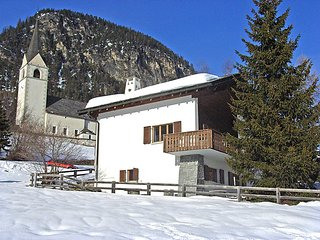 3 bedroom Villa in Schmitten, Canton Grisons, Switzerland : ref 5032758