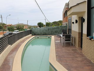 2 bedroom Villa in Cunit, Catalonia, Spain : ref 5034900