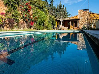 5 bedroom Villa in Argentona, Barcelona Costa Norte, Spain : ref 2299183