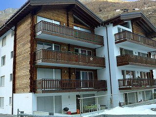 Apartment in Tasch, Valais, Switzerland, Täsch
