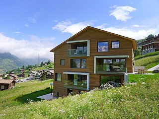 3 bedroom Apartment in Grächen, Valais, Switzerland : ref 2250135, Graechen
