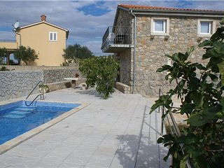 3 bedroom Villa in Krk, Kvarner Bay Islands, Krk city, Croatia : ref 2302159