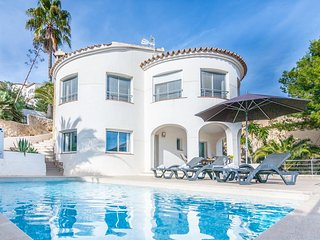 3 bedroom Villa in Benitachell, Valencia, Spain : ref 5047181