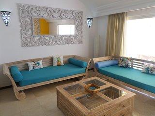 Moderno , piscina, jardin privado, Playa Paraiso