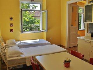 Each bed has 90x200cm