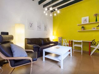 Comfortable one bedroom apartment, great for couples, Siviglia