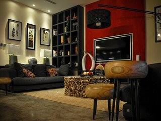 Dubai Marina Penthouse Duplex Apartment
