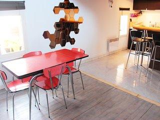 """Quiet and original loft """"Le Panier"""", Marsella"""