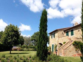 Villa Roccaverdina, Pietraia