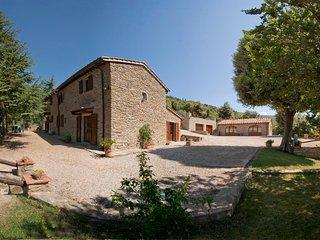 Villa I Lecci, Cortona