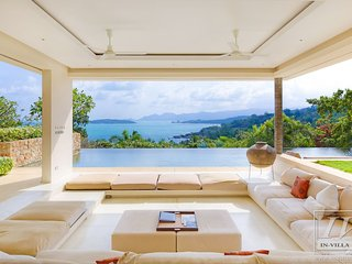 Incredible Seaview Villa Choeng Mon 5, Ko Mat Sum