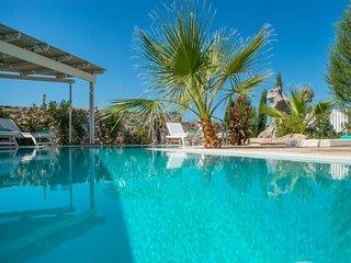 Villa Ella  Southcoast Crete, large Pool, Jaccuzzi, Pitsidia