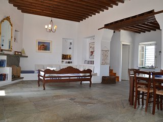 Vacation Home Rental on Sifnos, Apollonia