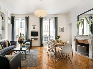 Saint Germain Chic Two Bedroom