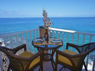 Watch for Dolphins from the Lanai!