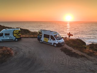 HOW Campers - Hostel on Wheels - Campervan Hire in Portugal and Spain