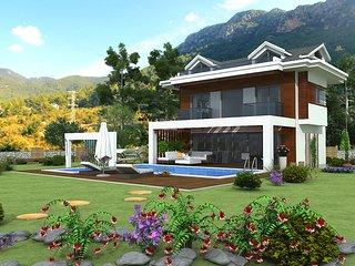 Angel prestige Villa, Ovacik