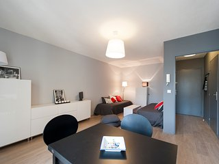 Montpellier centre - Antigone Richter -
