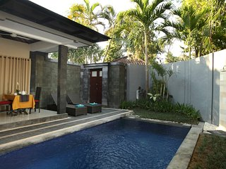 1-bedroom pool villa close to the beach