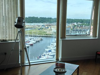 Azure Skies Apartment, Chatham Dockside, Kent, UK, Gillingham