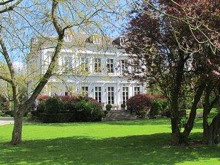 Château La Châtaigneraie Façade arrière