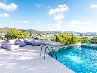 Magnífica villa con espectaculares vistas al mar, Siesta