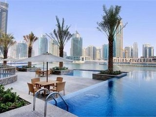 2 Bed Dubai Marina and Beach Apartment