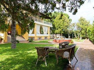 maison blanche (800 mt dal mare), Mondello