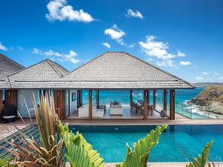 Gorgeous 7 Bedroom Villa in Anse des Cayes